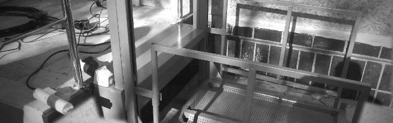 Подъемник инвалидный внутри помещения