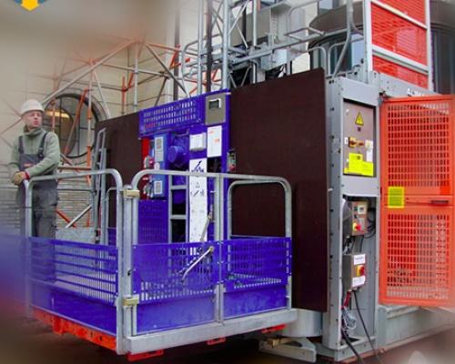 Капитальный ремонт грузовых подъемников