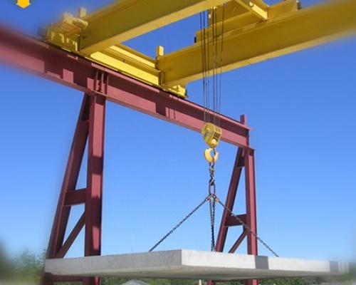 Мостовой кран производство