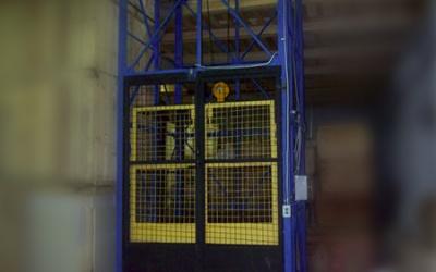 Ремонт и обслуживание подъемников для склада