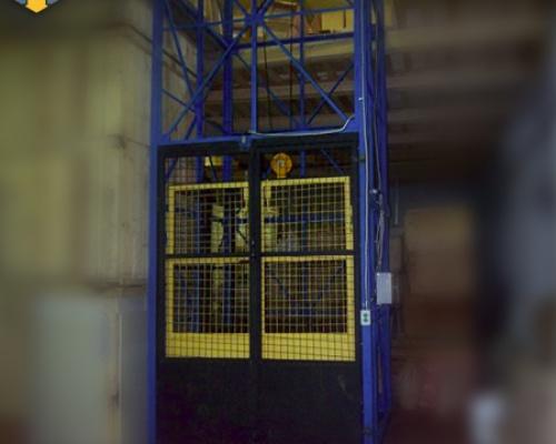 Подъемник для склада Киев